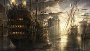 barco-pirata-puerto